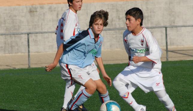 Denis Suárez llegó a la cantera del Celta con sólo ocho años