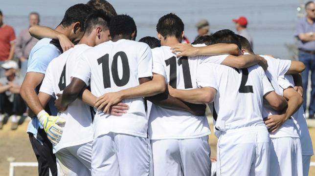 Equipo del División de Honor del Sevilla FC (Foto: SFC)