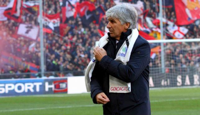 Gasperini es el entrenador del Génova