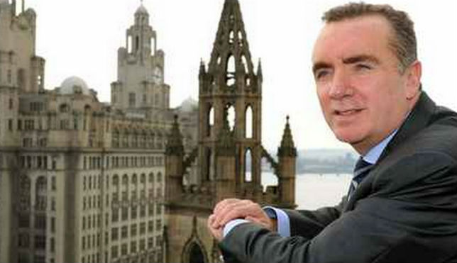 Ian Ayre es el director general del Liverpool