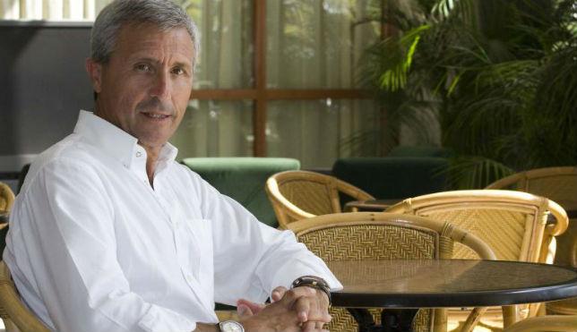 Pablo Blanco es el coordinador de la cantera del Sevilla FC