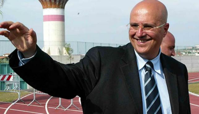 Pierpaolo Marino es el director deportivo del Atalanta