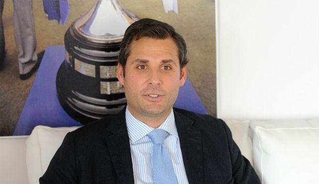 Ramón Loarte es el director de marketing del Sevilla FC