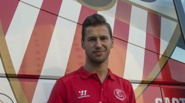 Krychowiak, jugador del Sevilla.