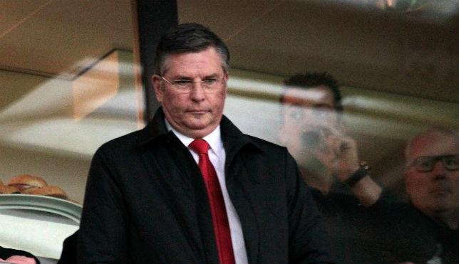 El director deportivo del Feyenoord, Van Geel