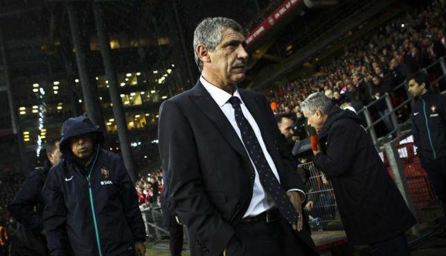 Fernando Santos es el nuevo seleccionador de Portugal