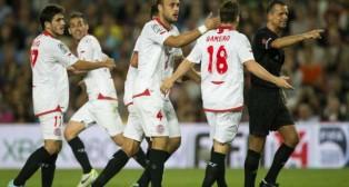Cala, tras conocer que Muñiz Fernández le había anulado su gol