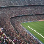Imagen del Camp Nou
