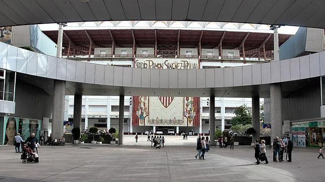 Estadio Sánchez-Pizjuán