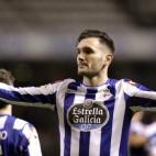 Lucas Pérez ha elegido el Deportivo