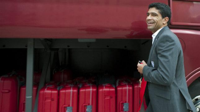 Renato, en su etapa como jugador sevillista