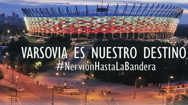Varsovia, el destino del Sevilla FC