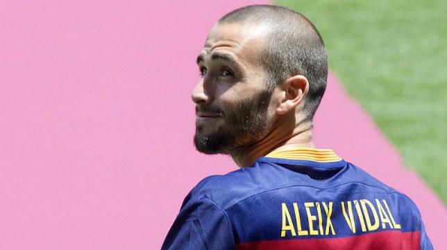 Aleix Vidal habló con ABC de sus recuerdos y sensaciones