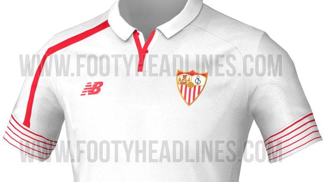 segunda equipacion Sevilla FC outlet
