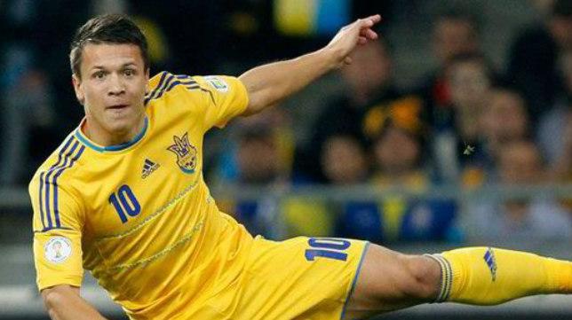 Konoplyanka volvió a liderar a su selección