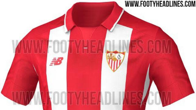 sudadera Sevilla FC nuevas