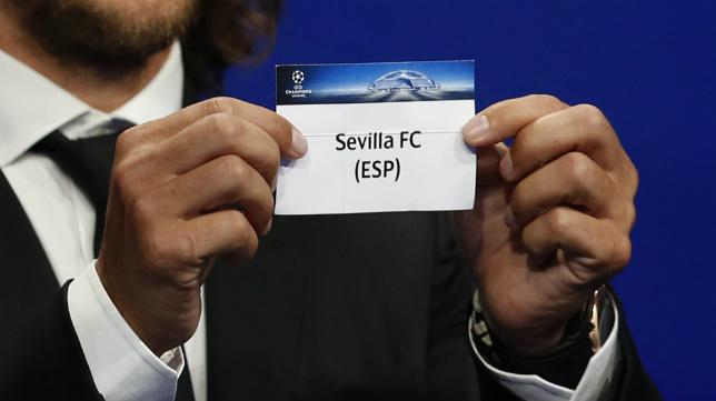 El Sevilla FC en la Champions