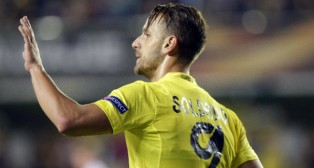 Roberto Soldado, jugador del Villarreal