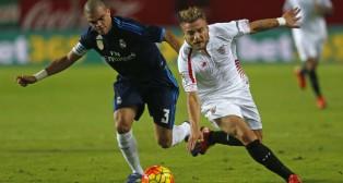 Immobile, en el Sevilla FC-Real Madrid