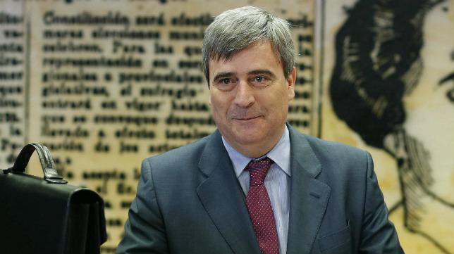 El presidente del CSD, Miguel Cardenal
