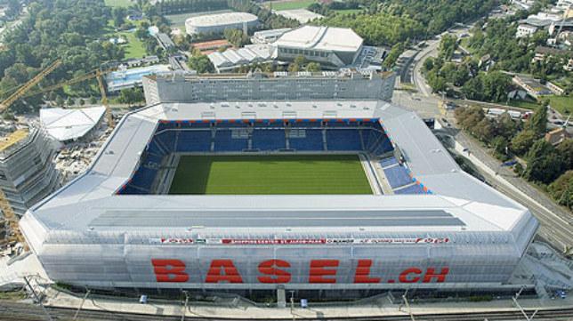 El St. Jakob-Park de Basilea acogerá la final de la UEFA Europa League el 18 de mayo de 2016