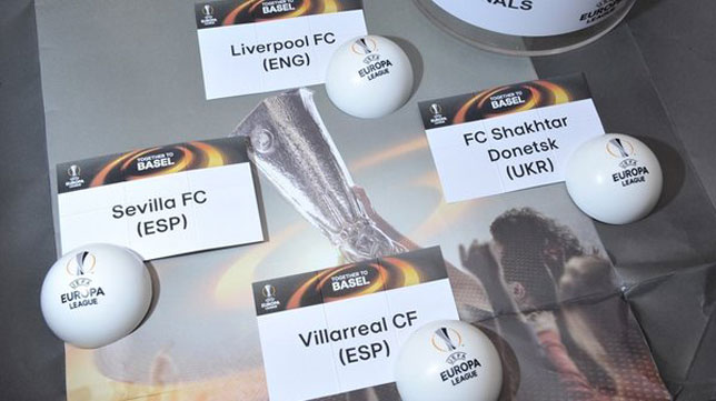 Los cuatro equipos que jugarán hoy las semifinales