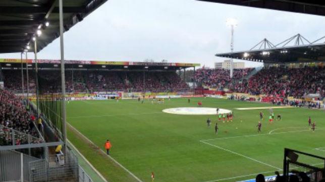 Bruchwegstadion, antiguo campo del Mainz 05