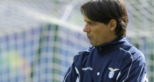 Simone Inzagui, técnico de la Lazio (FOTO: @OfficialSSLazio)