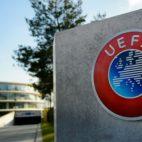 Sede la UEFA en Suiza