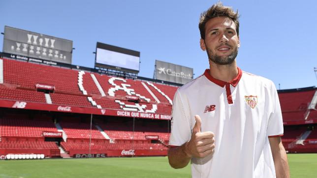 Franco Vázquez, el traspaso más caro del Sevilla FC este verano