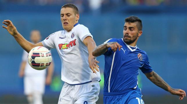El Dinamo de Zagreb llega el martes a Sevilla