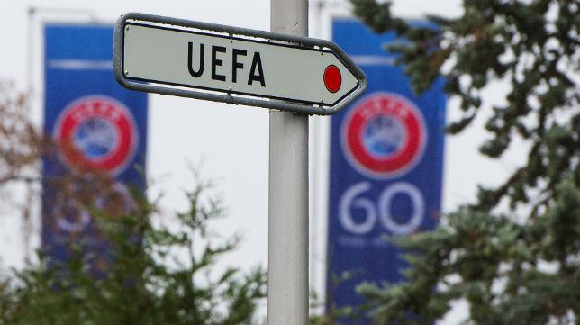 Sede la UEFA, en Nyon