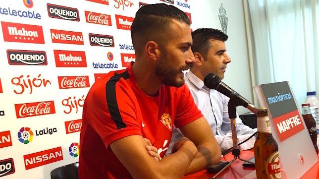 Xavi Torres (Foto: http://www.realsporting.com/)