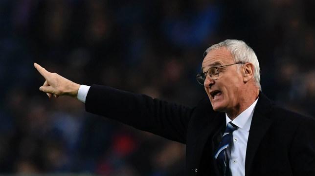 Claudio Ranieri, técnico del Leicester
