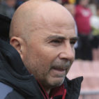 Jorge Sampaoli, en Los Cármenes