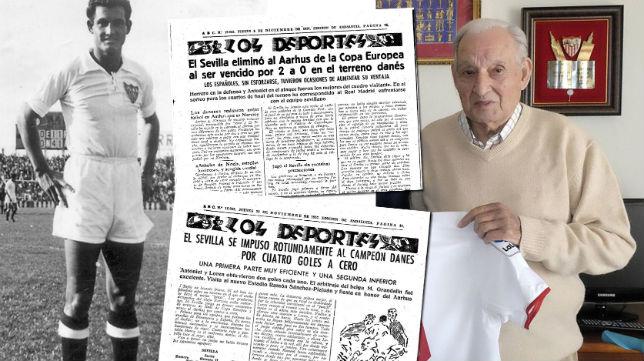 El antes y el hoy con las crónicas de ABC de la eliminatoria de octavos (Foto: SFC)