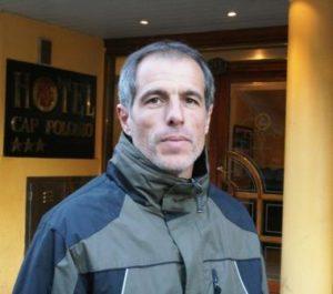 Hugo Galloni fue el otro entrenador en las categorías inferiores que tuvo Montoya