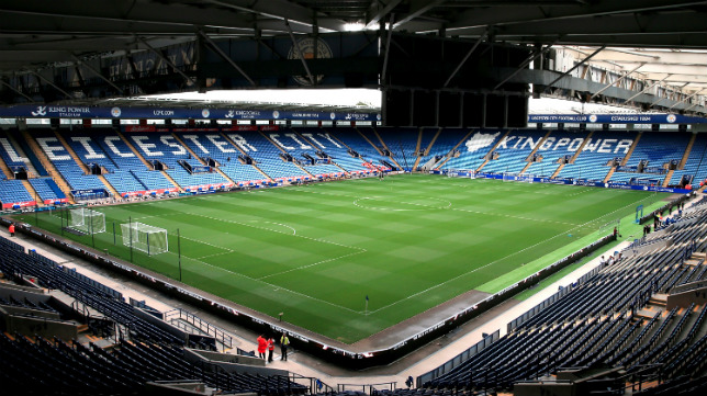 King Power Stadium de Leicester