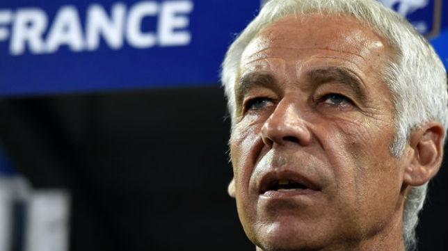 Pierre Mankowski ha dirigido a la selección sub 16, sub 17, sub 18, sub 19, sub 20 y sub 21 de Francia