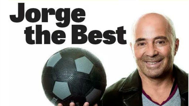 Captura de la portada de Extra-Time, revista de La Gazzetta dello Sport que hace referencia a Sampaoli