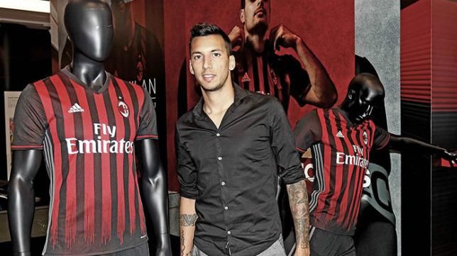 Leonel Vangioni (Foto: acmilan.com)