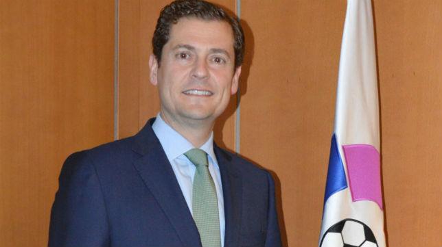 Alfredo Lorenzo es el director de Seguridad e Integridad de LaLiga.