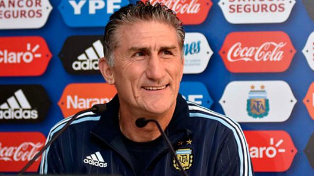 Edgardo Bauza, exseleccionador de Argentina