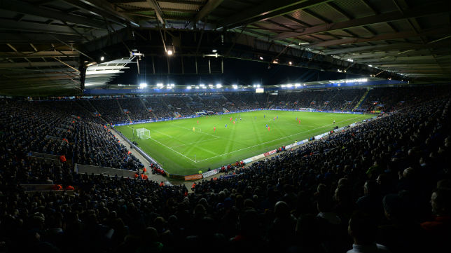 Imagen del King Power Stadium
