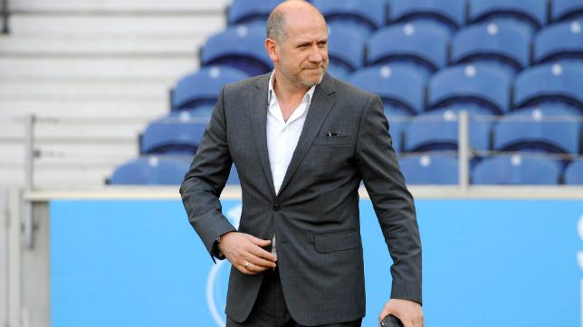Antero Henrique, ex director deportivo del Oporto