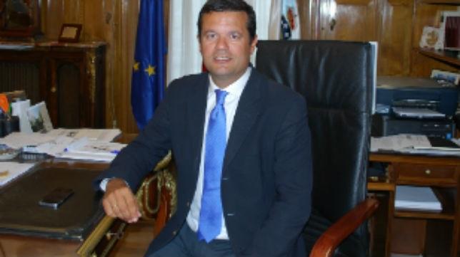 El subdelegado del Gobierno en la localidad gallega, Jorge Atán
