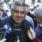 "Claudo ""Chiqui"" Tapia, presidente de la Asociación Argentina de Fútbol"