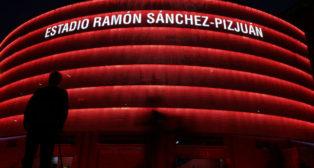 Imagen del estadio Sánchez-Pizjuán