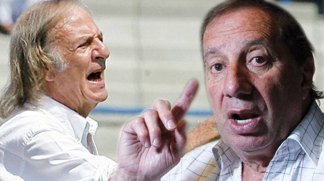 Menotti y Bilardo hablaron de Sampaoli para ABC