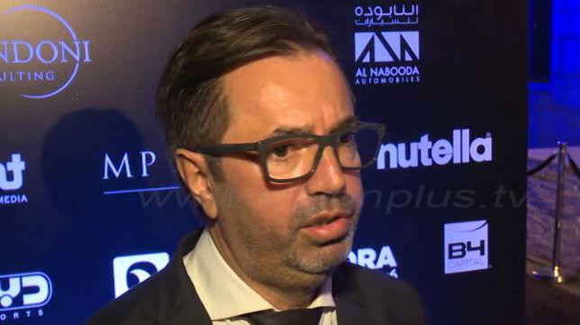 Fali Ramadani, agente de Jovetic
